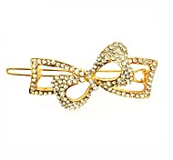 cheap -Women's Hair Clip - Solid Colored Cut Out