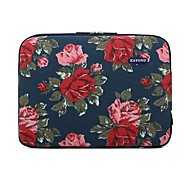 "cheap -Canvas Floral Print Sleeves 15"" Laptop 14"" Laptop 13"" Laptop 11"" Laptop"