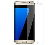 Недорогие -Защитная плёнка для экрана Nokia для S7 edge PET 1 ед. Защитная пленка для экрана Защита от царапин Ультратонкий Взрывозащищенный