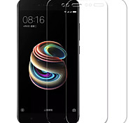 cheap -Screen Protector Xiaomi for Xiaomi A1 Tempered Glass 2 pcs Front Screen Protector Scratch Proof Explosion Proof 2.5D Curved edge 9H