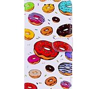 Недорогие -Кейс для Назначение SSamsung Galaxy A5(2017) A3(2017) Бумажник для карт Кошелек со стендом Флип С узором Чехол Продукты питания Твердый