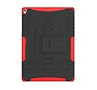 abordables -Funda Para Apple iPad Pro 10.5 / iPad Pro 9.7 Antigolpes / con Soporte / Armadura Funda Trasera Armadura Dura ordenador personal para iPad Air / iPad Mini 3/2/1 / iPad Mini 4