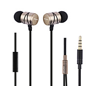 cheap -AWEI Q5i In Ear Cable Headphones Dynamic Metal Sport & Fitness Earphone Mini / Comfy / with Microphone Headset