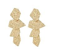 cheap -Women's Bohemian Stud Earrings - Classic / Bohemian / Statement Gold / Silver Irregular Earrings For Party / Evening / Masquerade