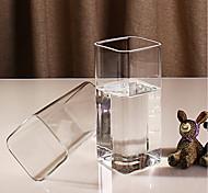 abordables -Vasos vidrio Tazas de Té / Vidrio Don novio / Regalo novia 2pcs