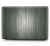 """Недорогие -MacBook Кейс Имитация дерева пластик для Новый MacBook Pro 15"""" / Новый MacBook Pro 13"""" / MacBook Pro, 15 дюймов"""