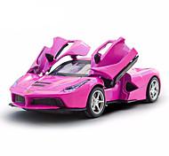 economico -Macchinine giocattolo Macchina da corsa Auto Lega di metallo Tutti Per bambini / Adulto Regalo 1pcs