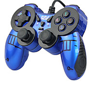 cheap -WE-816 Wired Game Controllers For PC Vibration Game Controllers ABS 1pcs unit USB 2.0