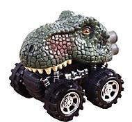 Недорогие -Игрушечные машинки Тиранозавр Взаимодействие родителей и детей / Жутко ABS + PC Все Детские Подарок 1pcs
