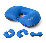 cheap -Travel Pillow / Neck Pillow Portable / Ultra Light (UL) / Inflated 38*29*13cm Camping / Hiking / Travel Solid Colored