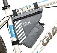 abordables -1.8 L Bolsa para Cuadro de Bici / Bolsa de marco triangular Pantalla táctil Bolsa para Bicicleta Terileno Bolsa para Bicicleta Bolsa de