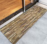 abordables -Las alfombras de área Tradicional / Campestre Franela de Algodón, Rectángulo Calidad superior Alfombra