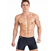 cheap -Men's Swim Shorts Waterproof, Comfortable Nylon / Spandex Swimwear Beach Wear Board Shorts Swimming / Diving
