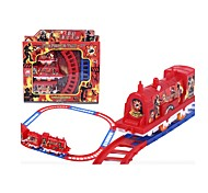 Недорогие -Игрушечные поезда и наборы Шлейф / Мультяшная тематика Все Детские Подарок 1 pcs