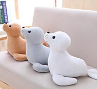 Недорогие -Морское животное Мягкие и плюшевые игрушки Очаровательный / Милый Акрил / хлопок Подарок 1 pcs