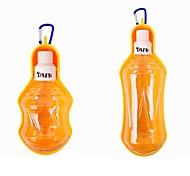 Недорогие -250500 L L Собаки / Кролики / Коты Миски и бутылки с водой Животные Чаши и откорма Компактность Красный / Зеленый / Розовый