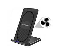 Недорогие -Беспроводное зарядное устройство Зарядное устройство USB USB Беспроводное зарядное устройство / Qi 1 A DC 9V / DC 5V iPhone X / iPhone 8 Pluss / iPhone 8