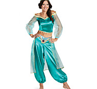 92949c9be cheap -Princess Jasmine Cosplay Costume Adults' Women's Halloween