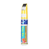 pintura de coches de lápiz de automóviles arañazos retoque de color el zurcido toque para vw-skoda-gris platino (szc5933)