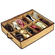 お買い得  ホーム&オフィスガジェット-透明な12区画の靴収納袋