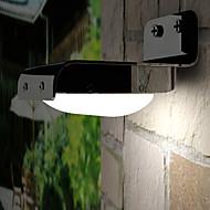 お買い得  LED ソーラーライト-ウォールライト / ガーデンライト 16 LEDビーズ 自動タイプ クールホワイト