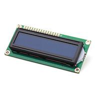 elektronica DIY (voor Arduino) LCD-module 1602, wit op blauw met achtergrondverlichting