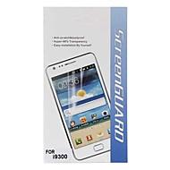 Защитная пленка для Samsung Galaxy S3 I9300 (прозрачная)