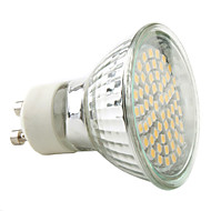 abordables LeXing-2800 lm GU10 Focos LED MR16 60 leds SMD 3528 Blanco Cálido Blanco Natural AC 220-240V