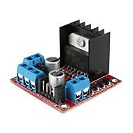 halpa -L298N dual h silta dc askelmoottori kuljettaa ohjainkorttia moduuli (Arduino)