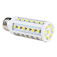 9W E26/E27 Bombillas LED de Mazorca T 44 SMD 5050 200-300 lm Blanco Cálido 3000K K AC 100-240 V