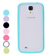 όμορφη σκληρή περίπτωση παγωμένος σχεδιασμού για i9500 Samsung Galaxy S4