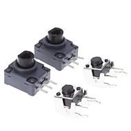 abordables Accesorios Xbox 360-Reemplazo LB / RB Botón + LT / RT botón para XBOX 360 Wireless Controller