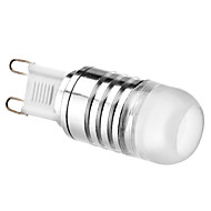 お買い得  LED スポットライト-3W 70-100 lm G9 LEDスポットライト 1 LEDの ハイパワーLED 温白色 クールホワイト DC 12V