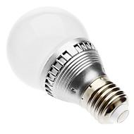 E26/E27 LED-pallolamput G60 ledit Integroitu LED RGB Kauko-ohjattava AC 220-240