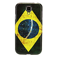 Braziliaanse patroon IMD Hard Case voor Samsung Galaxy S4 I9500