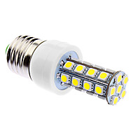 abordables Daiwl-daiwl regulable e27 6w 30xsmd5050 400-500lm 5500-6500K luz blanca natural bombilla LED de maíz (85-265v)