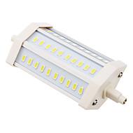 olcso LED kukorica izzók-1350 lm R7S LED kukorica izzók T 30 led SMD 5630 Hideg fehér AC 85-265V