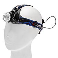 LED손전등 헤드램프 헤드라이트 LED 450 lm 3 모드 Cree XM-L T6 용 캠핑/등산/동굴탐험 일상용 사이클링 사냥 배터리 불포함