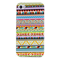 Fresh Triangles Pattern Hard Case for iPhone 4/4S iPhone Cases