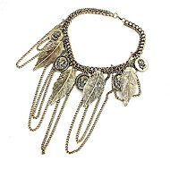 Women's Choker Necklaces Alloy Fashion Jewelry Party Daily 1pc