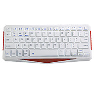 Ultradunne Bluetooth Keyboard met standaard voor Smart TV en Tablet PC