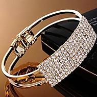 Elegant Crystal Bangle Bracelet(Assorted Color) Christmas Gifts