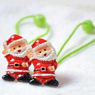 お買い得  -犬用品 - すべての季節 - クリスマス 用- 混合材 - ヘア飾り - レッド