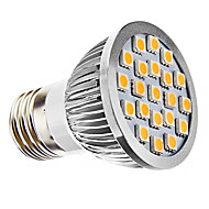 cheap -3500 lm E26/E27 LED Spotlight MR16 21 leds SMD 5050 Warm White AC 110-130V AC 220-240V