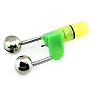 お買い得  釣り用アクセサリー-1/10/20 個 釣り用鈴 他のツール 硬質プラスチック プラスチック LED 光る 川釣り 一般的な釣り 鯉釣り