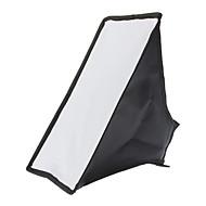 20x30 pliant universel caméra flash Boîte à lumière (Noir)