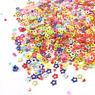 cheap Nail Art-1 Glitter & Poudre Polymer Nail Art Decoration Kits Cartoon Fashion Lovely Wedding High Quality Daily