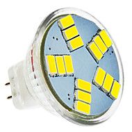 お買い得  LED スポットライト-420 lm LEDスポットライト MR11 15 LEDビーズ SMD 5630 クールホワイト 12 V / #