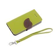 Недорогие Кейсы для iPhone-Кейс для Назначение iPhone X iPhone 8 Plus Чехол Твердый Искусственная кожа для iPhone X iPhone 8 Plus iPhone 8 iPhone 7 Plus iPhone 7