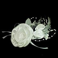 Dame Stoff Hodeplagg-Avslappet Blomster